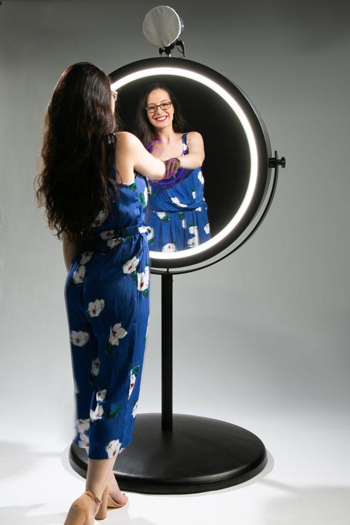 Vanity Mirror Photo Booth – WTA Photography